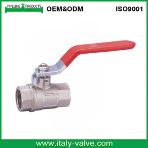 Ce&ISO Cw617n Brass Forged Full Bore Ball Valve (AV-BV-1046) pictures & photos
