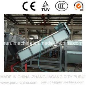 Waste PP Jumbo Bag Recycling Washing Machine and Pelletizer pictures & photos