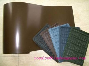 Thermoformed Rigid HIPS Film for Electronic Packaging Trays pictures & photos