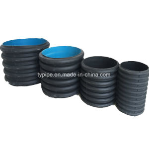 Double Wall Drainage System Water HDPE Corrugated Pipe pictures & photos