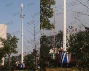 High Quality Green Belt Telecommunication Station pictures & photos