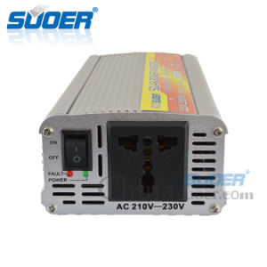 Suoer 12V 220V 2000W DC AC Solar Power Inverter (SUA-2000AF) pictures & photos