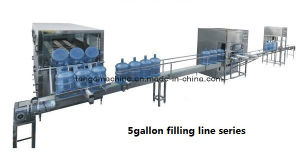 19L 20L Barrel Water Filling Packing Machine Production Line pictures & photos