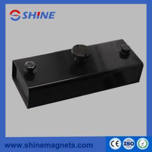 2100kg Precast Concrete Neodymium Box Magnet Used Widely in Locking Precast Concrete Panel pictures & photos