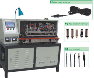 Dongguan Senjia Automatic DC Terminal Plug Crimping Power Cable Making Machine (SD-3008DC) pictures & photos