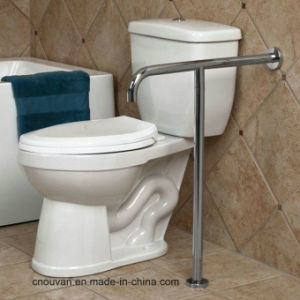 Stainless Steel Toilet Armrest Grab Handrail for Disabled pictures & photos