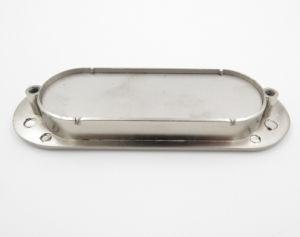 Satin Nickel Flush Pulls Cabinet Door Handles Knobs pictures & photos