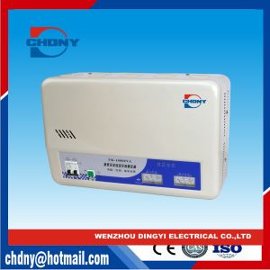 Tsd 10kw Voltage Regulator Stabilizer AC Motor Electric Stablizer 10kw 220V Voltage Stabilizer pictures & photos