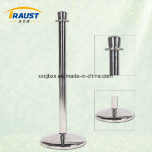 High Quality Hot Sale Stainless Steel Crowd Control Barrier with Special Cover pictures & photos