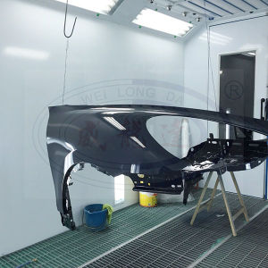 Wld8200 Ce Auto Car Spray Booth pictures & photos