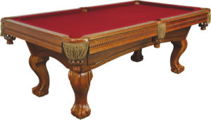 French Billiard Table &Pool Table pictures & photos