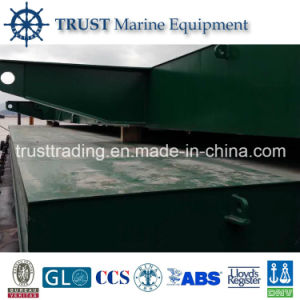 Boat Folding Type Hydraulic Hatch Cover pictures & photos