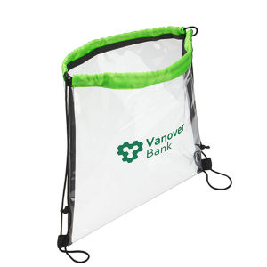 Promotional Gift Eco-Friendly Clear Plastic Bag pictures & photos