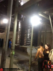Round Bubble Foam Foaming Machine pictures & photos