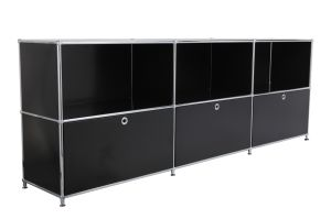 Study 4 Door Steel Storage Modular DIY Office Transcube Modular Filing Cabinet pictures & photos