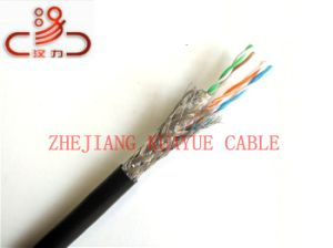 SFTP Cat 5e Cables/Computer Cable/ Data Cable/ Communication Cable/ Audio Cable pictures & photos