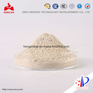 Refaractory Grade Silicon Nitride Powder with 10-12 Meshes Industry pictures & photos