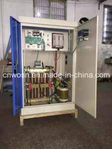 SBW-500kVA 380V Usage and AC Current Type Three Phase Voltage Regulator pictures & photos
