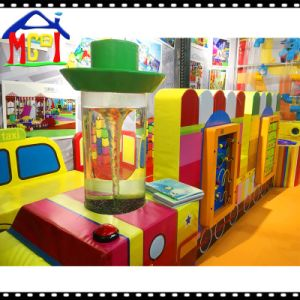 2017 Water Storm Train for Indoor Soft Playground pictures & photos