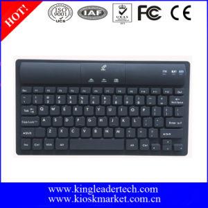 IP67 Wireless Bluetooth 3.0 Silicone Keyboard