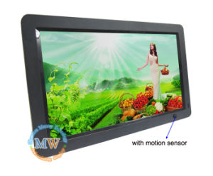 Electronic Display 15 Inch Wall Mount Wedding LCD Digital Photo Album pictures & photos