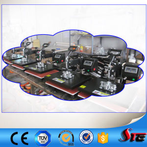 Ce Shaking Head Manual Printing Machine Transfer Equipment pictures & photos