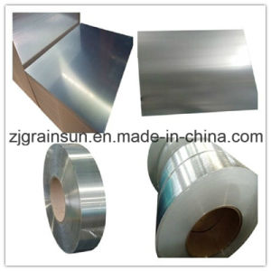 Aluminium Plate Used for Oil Tank pictures & photos