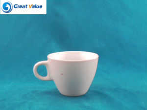 150cc Factory Direct Wholesale Customized Logo Printed White Porcelain Coffee Cup pictures & photos