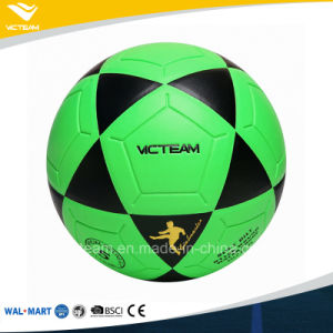Delicate Dual Colored Brand Name No. 3 Soccer Ball pictures & photos