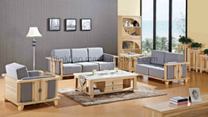Elegant White Modern Double Bedroom Furniture with Bedstands (UL-LF021) pictures & photos
