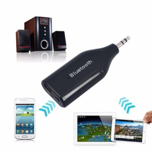 Bm-E6 3.5mm Streaming Car Stereo Audio Dongle Speaker Music Receiver pictures & photos