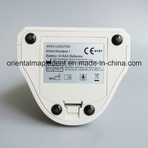 Woodpecker Dental Root Canal Treatment Apex Locator (Woodpex I) pictures & photos