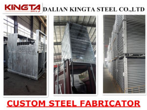 Hot DIP Galvanized Steel Structure Platform Manufacturer