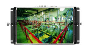 "Metal Frame 10.1"" LCD Touch Screen Monitors pictures & photos"