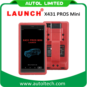 2017 Latest Launch X431 Scanner X431 Pros Mini Auto Diagnostic Tool Update Online Mini X-431 PRO S with Multi-Langauge pictures & photos