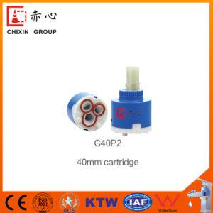 Plastic Faucet POM&Fast Opening Faucet Ceramic Cartridge pictures & photos