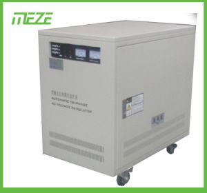 Single Phase AVR 15kVA Electric Stabilizer Voltage Regulator pictures & photos