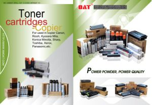 Compatible Toshiba T-5070p Toner Cartridge pictures & photos