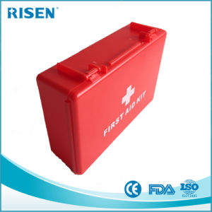 Custom Logo Empty Medical Plastic First Aid Box in Dubai UAE pictures & photos