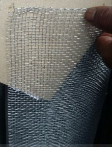 with Low Price Galvanized Square Wire Mesh Anping High Quality pictures & photos