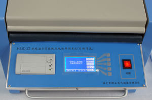 Hzjd-2z Insulating Oil Dielectric Loss Tangent and Resistivity Test Meter pictures & photos