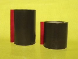 PTFE a Teflon Tape Plastic Products PTFE Adhesive Tape pictures & photos
