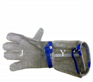 Chain Mail Gloves for Butcher/Stainless Steel Chain Mail Gloves/Ring Mesh Gloves pictures & photos
