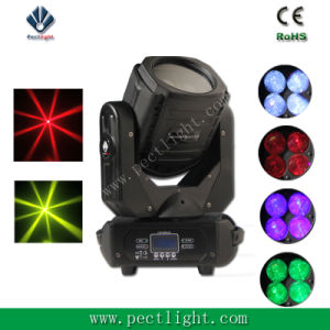 Super Brightness LED Beam 4-Eye 25W Moving Head Party Light pictures & photos