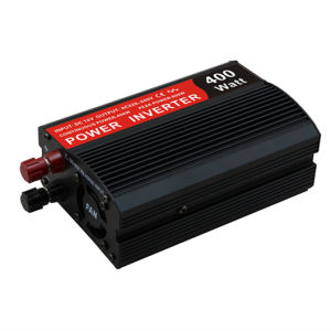 400W DC to AC 12V to 220V Modified Sine Car Inverter pictures & photos