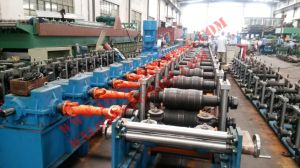 C Purlin Roll Forming Machine with Gear Box pictures & photos