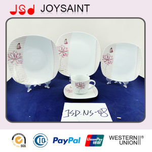 New Design Decal Porcelain Ceramic Dinner Sets for Food Plate pictures & photos