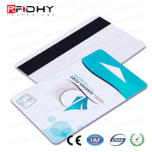 Tk4100 Printable PVC/Plastic RFID Smart Card with Magnetic Stripe pictures & photos