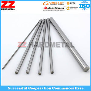 Solid Cemented Carbide Rods Tungsten Cemented Carbide Sintered Rods with Holes pictures & photos
