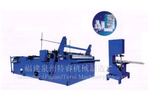 No Paper Core Automatic Toilet Paper Rewinding Machine